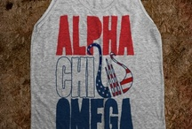 Alpha Chi Omega / by Carrie Worley