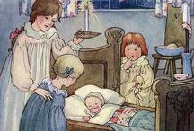 Children's Illustrations / by Christine Glenn Warren