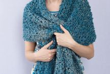 Shawls and Wraps / by Linda Kinney