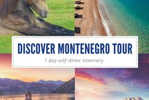 Travel MONTENEGRO / Montenegro is a sovereign state in Southeastern Europe.Capital of Montenegro is Podgorica