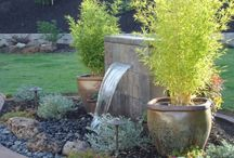 Fountains & Water Features / by janice haning