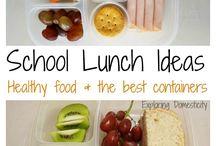 Fun School Lunches