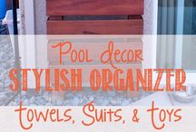 Pool organization/ideas