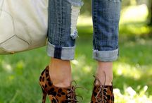 Shoes / by Gail Bailey