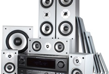 Speakers & Amplifiers / We have a range of speakers available, from HiFi systems for home-use to DJ passive/active speakers.