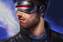 Cyclops / Cyclops (Scott Summers) is a fictional superhero appearing in  Marvel Comics and is a founding member of the X-Men. Created by  Stan Lee and artist Jack Kirby.