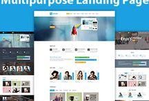 Landing Page HTML