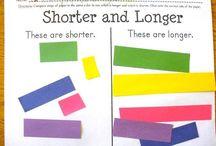 Length Kindergarten Activities
