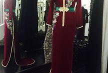 Платье в арабском стиле