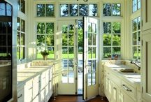 Kitchens / by Kristie Goodgion