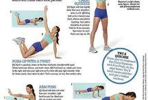 Fitness / by Cheryl Sirolli