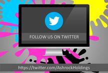 Social Media Accounts / #twitter #instagram #pinterest #googleplus #facebook