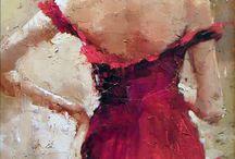 donna di skiena.con vestitonscollatoKOHN