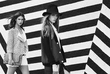 CAMPAGNE PE 2014 / Models Crista Cober et Madison Headrick/Photos: Bruno Staub/@Miami #Wynwood