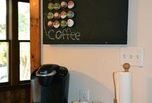 Coffee / Vše co souvisí s kávou...