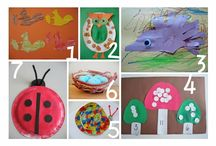 Preschool Activities / by Jennifer Tucker