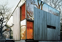 exteriors / by isis