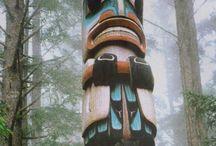 Totem Poles / by Wendi Hillman