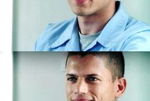 Wentworth Miller  / Just in love with him.... :3