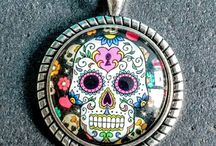 Halloween Jewellery, Halloween Clothing, Halloween Accessories, Halloween Decorations, Gothic Jewellery, Goth Clothing, Halloween Make Up, Halloween Bags, Halloween Art, / Halloween Jewellery, Halloween Clothing, Halloween Accessories, Halloween Decorations, Gothic Jewellery, Gifts, Goth Clothing, Halloween Make Up, Halloween Bags, Halloween Art.  Love all things Halloween, having a Halloween party, looking for Halloween gifts? fancy a trick or treat? then you have come to the right place.  Come and take a look if you dare.......  **Collaborators please add 3 relevant pins per day maximum.   Spam will be removed and spammers blocked. Thanks **