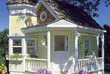 Cottage / by Barbara Sissel