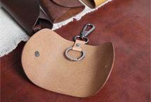Key Wallet leather