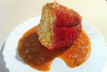 plnena paprika v paradajkovej omacke