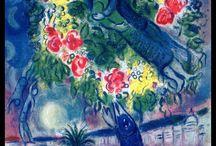 Chagall chez moi