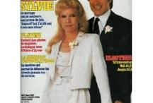 Sylvie Vartan / L'un de ces magazines vous intéresse ? Pour en savoir plus, cliquez dessus. Deux fois.