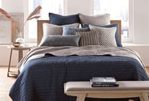 Navy bed