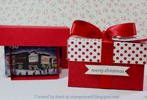 Christmas Tags, Card Holders, Etc. / by Tina Covington