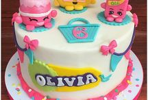 ideas for Paige's cake