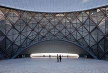 Театр Архитектура
