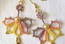 bracelets & earrings / by Gloria Gibson