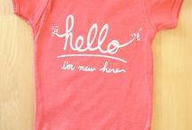 Baby / Personal and Custom Gifts For Babies