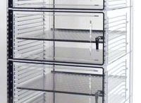 Desiccator Cabinets / Desiccators provide clean dry storage for cleanroom and electronics assembly components.