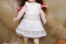 dolls - antique
