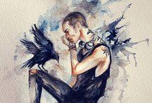 Raven Cycle//Raven Boys/Wen der Rabe ruft