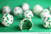 St Patrick's Day Idea Treats