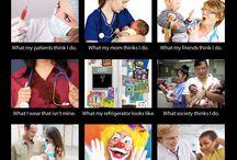 Nursing / by Ashley Mellinger
