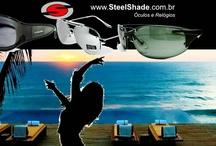 Steel Shade - Vitrine / Todos os modelos para escolher e pinar!