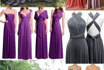 vestidos versátil