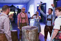 Oktoberfest Games / Fun games and activities at last years Oktoberfest.