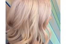 Blond hair <3