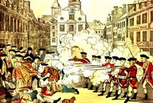 SS- Revolutionary War / by Robin Young