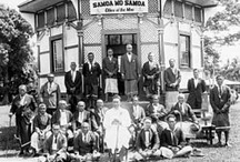 Historical photos of Samoa