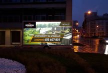 Przyczepy reklamowe LED / Efektowna i efektywna reklama outdoorowa oparta na przyczepach reklamowych LED.