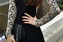 Style I like.  / Fashion ideas.