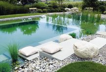 Inspiration natural swimming ponds