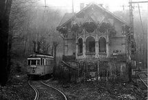 Scared houses